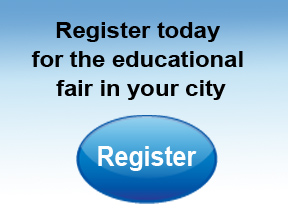 register3 US College & University Fair to the Middle East – Spring 2012